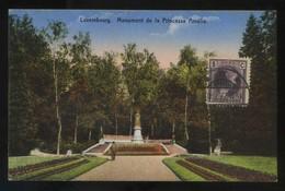 Luxemburgo. *Monument De La Princesse Amélie* Matasellos De Favor 1927. - Luxemburgo - Ciudad