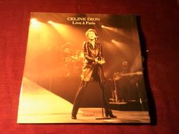 CELINE DION LIVE A PARIS  18 TITRES  LASERDISC 1996 - Musique & Instruments
