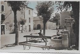 CPA-  BÉLERGA (Hérault)  - La Place. - France
