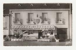 Environs De Tours.Beau Manoir.La Guignière Fondettes.37.Indre Et Loire.Route Nationale 152.Hôtel-Bar-Restaurant R.Lesage - Fondettes