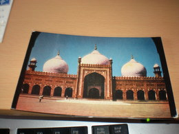Shami Mosque Lahore Pakistan - Pakistan