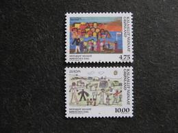 Groenland: TB Paire N° 302 Et N° 303. Neuve XX. GM. - Groenland