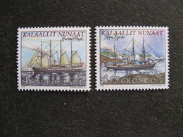 Groenland: TB Paire N° 306 Et N° 307. Neuve XX. GM. - Groenland