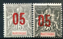 Martinique         78/79  ** - Martinique (1886-1947)