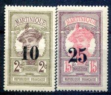Martinique         84/85  ** - Martinique (1886-1947)