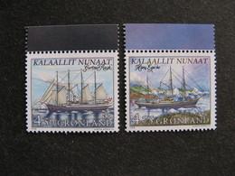Groenland: TB Paire N° 306a Et N° 307a. Neuve XX. GM. - Groenland