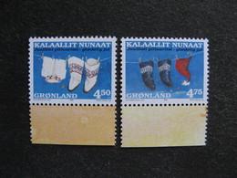 A). Groenland: TB Paire N° 308a Et N° 309a. Neuve XX. GM. - Groenland