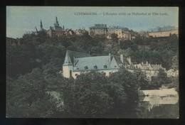 Luxemburgo. *L'Hospice Civile Au Pfaffenthal Et Ville Haute* Ed. P. C. Schoren. Nueva. - Luxemburgo - Ciudad