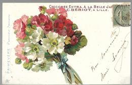 """Chicorée Extra  """" A La Belle Jardinière """"  .PRIMEVERE - Publicité"""