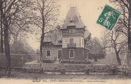 SAINT-GERMAIN LES CORBEIL - Chalet De Rochefort - France