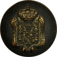 Espagne, Médaille, Mairie De Granada, TTB, Bronze - Spanje