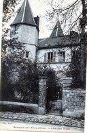 BRETEUIL  Château Hudo - Breteuil