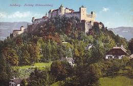 AK Salzburg - Festung Hohensalzburg  (37226) - Salzburg Stadt