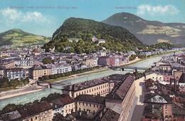 AK Salzburg Vom Elektrischen Aufzug Aus (37227) - Salzburg Stadt