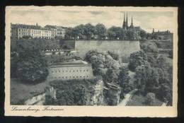 Luxemburgo. *Fortesse* Ed. Docuphot. Circulada 1958. - Luxemburgo - Ciudad