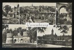 Luxemburgo. Ed. Mess. P. Kraus Nº 23. Circulada 1958. - Luxemburgo - Ciudad