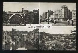 Luxemburgo. Ed. Mess. P. Kraus Nº 30. Circulada 1958. - Luxemburgo - Ciudad