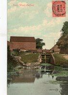 (78) CPA  Lock West Retford - England