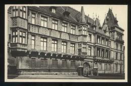Luxemburgo. *Le Palais Grand-Ducal* Ed. Nels. Nueva. - Luxemburgo - Ciudad