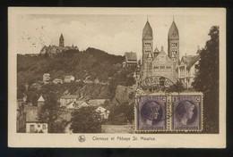 Luxemburgo. *Clervaux Et Abbaye St. Maurice* Ed. Nels. Circulada 1927. - Luxemburgo - Ciudad