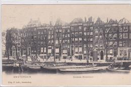 Amsterdam Kromme Binnenkant # 1907   1816 - Amsterdam