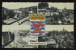Luxemburgo. Ed. Nic Sibenaler Nº 1053. Circulada 1958. - Luxemburgo - Ciudad