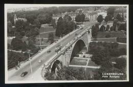 Luxemburgo. *Pont Adolphe* Photo Nic Sibenaler. Nueva. - Luxemburgo - Ciudad