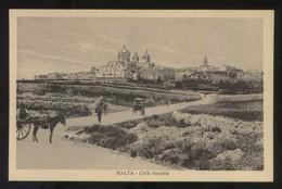 Malta. *Città Vecchia* Nueva. - Malta
