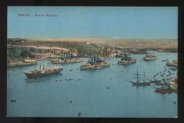 Malta. *Grand Harbour* Nueva. - Malta