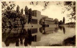 Stratford Upon Avon - Shakespeare Memorial Theatre - Stratford Upon Avon
