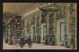 Malta. Valletta. *Armoury Duke's Palace* Nueva. - Malta