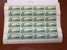 San Marino Express L1.25 M/s 1929 Mnh - Unused Stamps