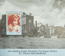 L) 1990 GRENADINES OF ST. VINCENT, 90 GLORIOUS YEARS, HER MAJESTY QUEEN ELIZABETH THE QUEEN MOTHER ST. PAULS WALDENBURY, - St.Vincent & Grenadines