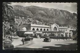 Monte-Carlo. *Place Du Casino. Le Café De Paris* Ed. MAR Nº AL 75. Nueva. - Bares Y Restaurantes