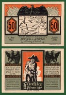 B-36204 STRIEGAU Germany 1921. Local Banknote-notgeld 50 Pf. - [11] Emissions Locales