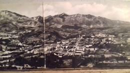 AMATRICE - PANORAMA F/GRANDE DOPPIA VIAGGIATA 1954 ANIMATA - Rieti