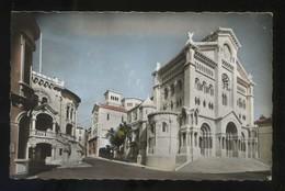 *La Cathédrale* Ed. E. P. Nº 7142. Circulada 1961. - Catedral De San Nicolás