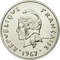 Monnaie, French Polynesia, 10 Francs, 1967, Paris, ESSAI, SUP+, Nickel, KM:E1 - Polynésie Française