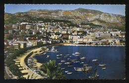 Monte-Carlo. *Le Port Et La Condamine* Ed. Ajax Nº 577. Nueva. - Puerto