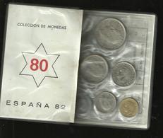 Pochette Neuve Monnais Espagne  Mundial 82  Serie Numismatica - España