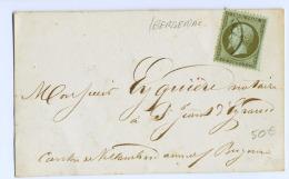 E3-N° 19  CPA Publicitaire De Bergerac Dordogne - 1849-1876: Klassieke Periode