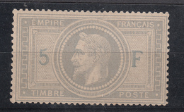 France Yv. 33 * (Schollmeyer, Calves, Roumet) - 1863-1870 Napoléon III Lauré