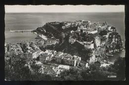 *Vue D'ensemble Du Rocher...* Ed. S.A.M.D.E.P. Nº 99.138.46. Circulada 1960 - Mónaco