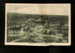 B7683 VINCHIATURO - PANORAMA CENTRO B\N FORMATO PICCOLO (VEDI DESCRIZIONE) - Andere Steden