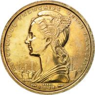Monnaie, Côte Française Des Somalis, 2 Francs, 1948, Paris, ESSAI, SUP+ - Djibouti