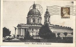 5pk706: Torino - Reale Basilica Di Superga > Anvers Belgie - Churches
