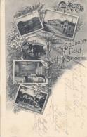 Gruss Vom Südbahnhotel SEMMERING (NÖ) - Gel.1900 - Semmering