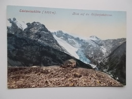 A.K.,vintage Card - EDELWEISSHÜTTE / STILFSERJOCHSTRASSE - Autriche