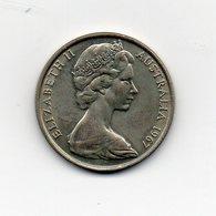 Australia - 1967 - 20 Centesimi - Vedi Foto - (MW1698) - Australia