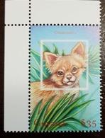 L) 2001 GUYANA, DOG, CHIHUAHA, ANIMALS, MNH - Guyana (1966-...)